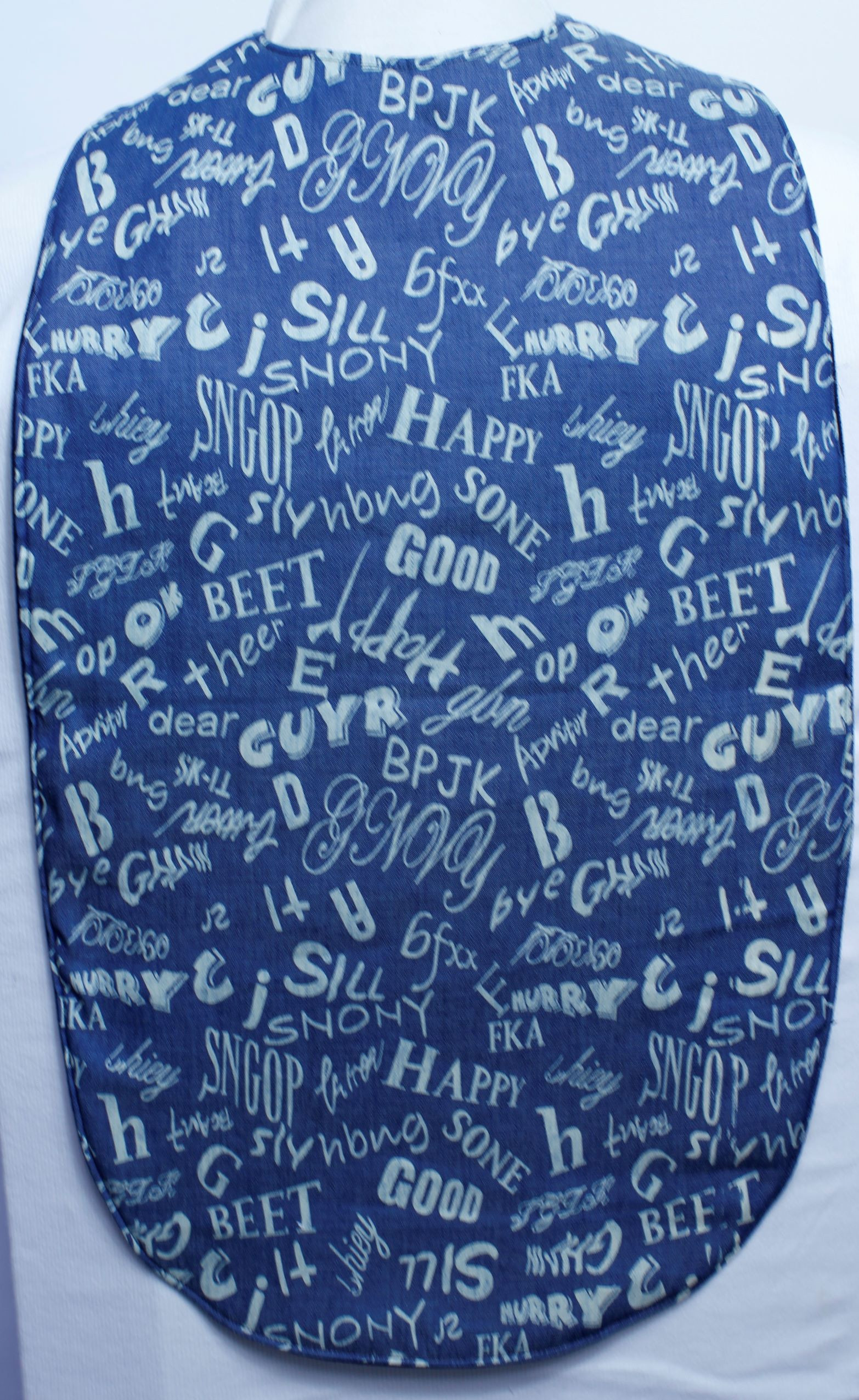 Wordy Denim - Extra Protect Long Length Clothing Protector