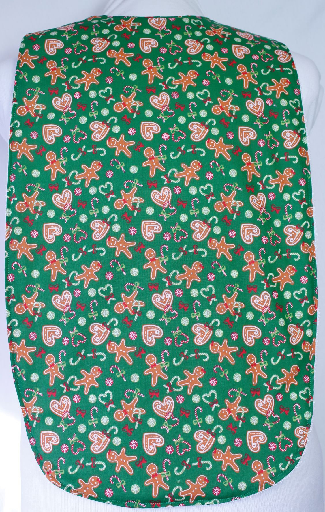 Gingerbread Long Length Clothing Protector