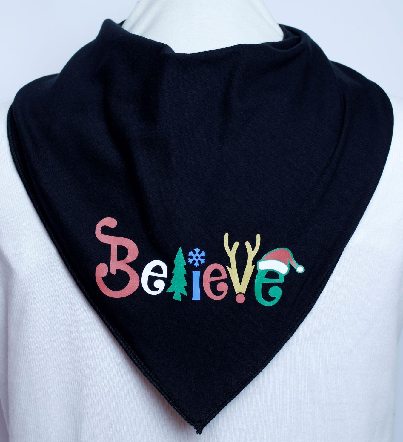 Believe Bandana - Size 3 & 4
