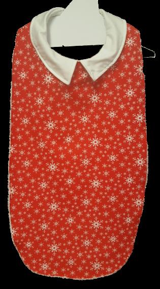 Snowflakes Long Length Clothing Protector