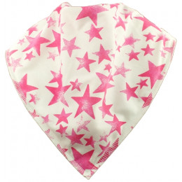 Shoot for the Stars Bandana Bib - Size 1