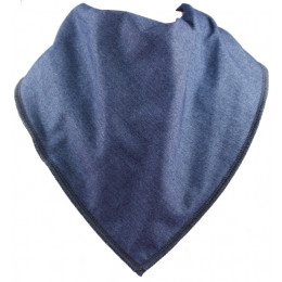 Blue Jeans Bandana Bib - Size 1