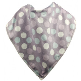 Bouncy Ball Bandana Bib - Size 1