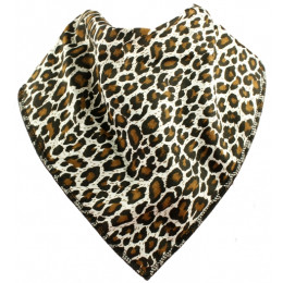 Jungle Fever Bandana Bib - Size 3