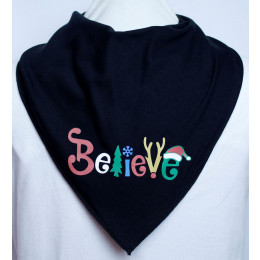 Believe Bandana - Size 1 & 2