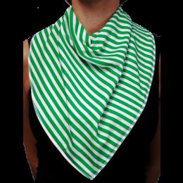 Emerald Bandana Bib - Size 4
