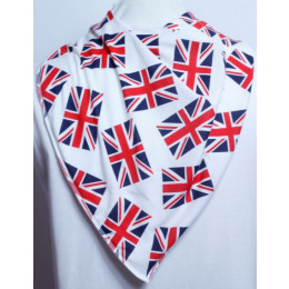 **NEW** Fly the Flag Bandana Bib - Size 4