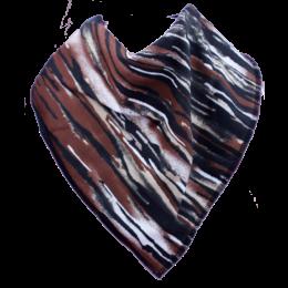 Funky Tiger Bandana Bib - Size 2