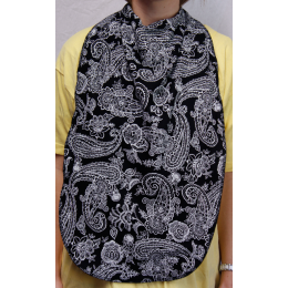 Paisley Long Length Clothing Protector