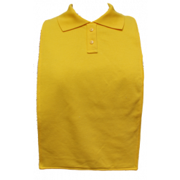 Children's School Polo T-Shirt Style Bibs - Size Junior 2 - Available in 8 Colours