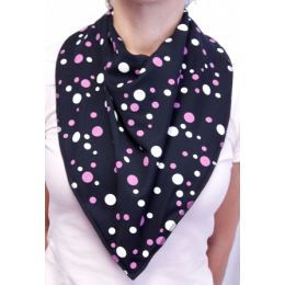 *NEW* Spotty Dotty Bandana Bib - Size 4