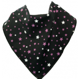 Stargazer Bandana Bib - Size 1