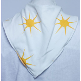 **LIMITED EDITION** Sunbeam Bandana Bib - Size 4
