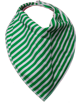 Emerald Bandana Bib - Size 2