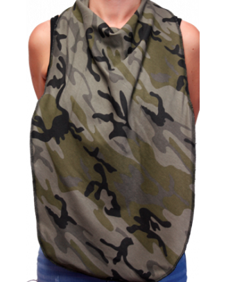Woodland Camo Long Length
